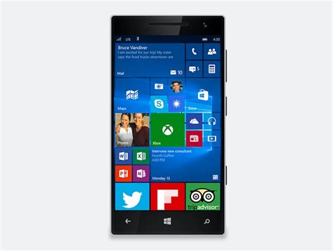 Microsoft Lumia Windows 10 windows 10 mobile now available for windows phone 8 1 devices microsoft technology news