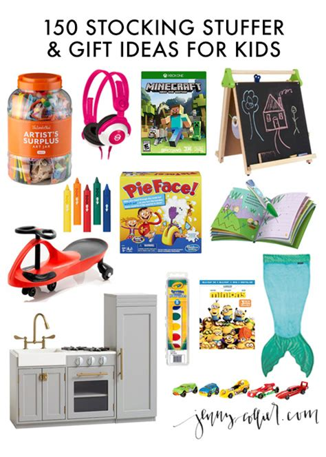 150 christmas gift and stocking stuffer ideas for kids