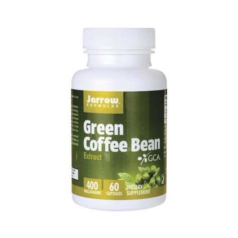 Green Coffee Bean 60 Cap Green Coffee Bean Extract 400 Mg 60 Caps