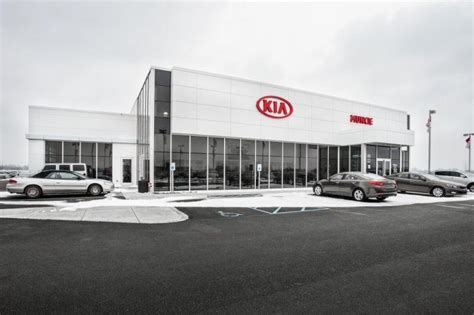 Kia Dealers In Ky Johnson Early Architects Commercial