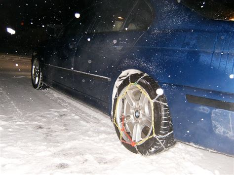 bmw snow chains new m5 owner snow chain question bmw m5 forum and m6 forums