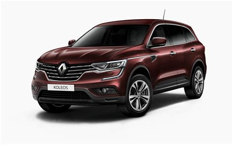 Koleos Pricing Renault Suv Cars