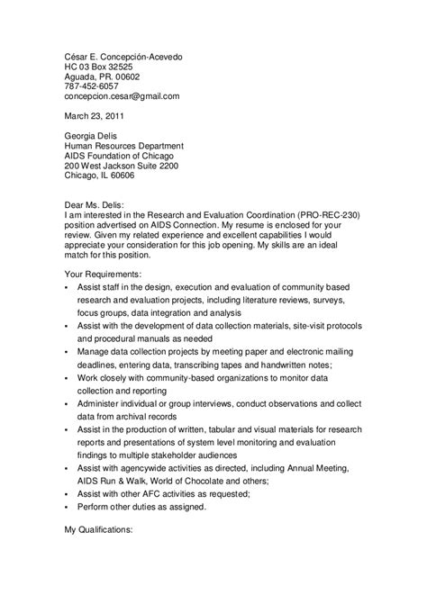 Cv Eureka Consulting Cover Letter