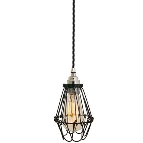 Black Industrial Pendant Light Factory Industial Ceiling Pendant Light Black Fitting And Black Cable