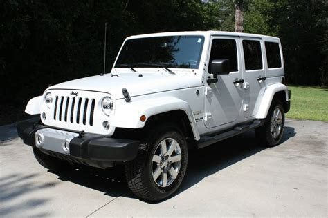 Jeeps For Sale Nc 2015 Jeep Wrangler Unlimited For Sale In Wilmington