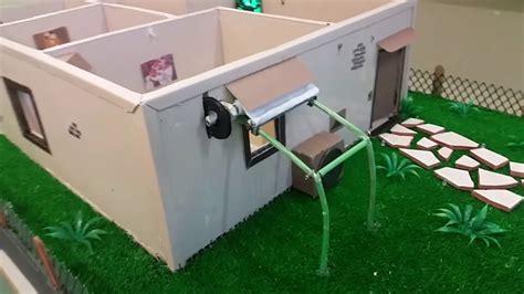 Casa Domotica Progetto by Progetto Di Una Casa Domotica Con Arduino E Telosb