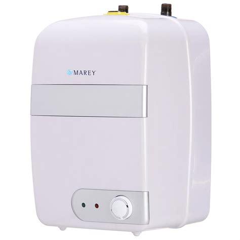 Small Electric Water Heaters Canada Marey Mini Tank Electric Water Heater 10l 667777