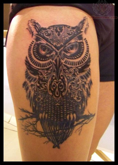 owl jewel tattoo jewel forehead owl tattoo drawing real photo pictures