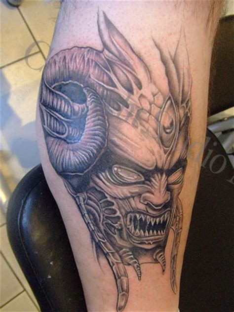 demonic tattoos designs disasters tattoos
