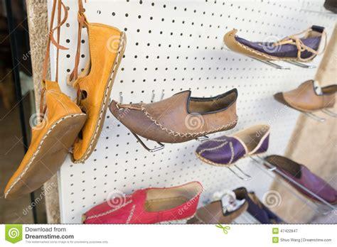 islamic shoe shop stock photo image 47422847