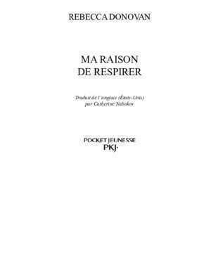 Ma raison de vivre tome 1 pdf gratuit - Document PDF