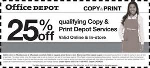 Office Depot Coupons Printing Office Depot Print Depot Coupon Print Coupon King