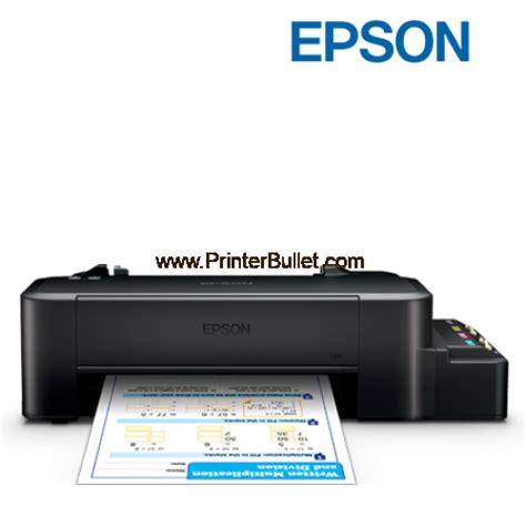 Toner Epson L120 epson l120 ink tank system color printer printing only
