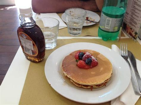the bakery house pancake picture of bakery house rome tripadvisor