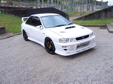 1998 Subaru Wrx by 1998 Subaru Wrx Boostcruising