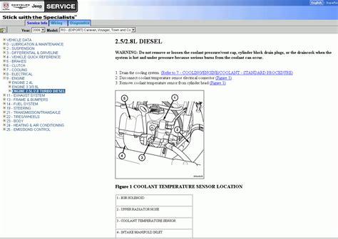 small engine repair manuals free download 2009 chrysler sebring seat position control chrysler dealer service manual 2006
