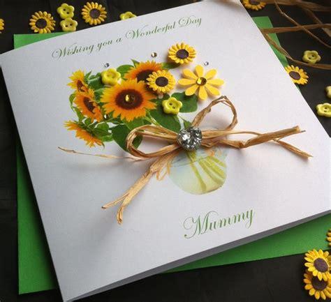 Kartu Ucapan Kecil Bunga Matahari 6 pilihan kado terbaik untuk hari ibu