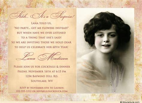 birthday invitation wording for 60th 60th birthday invitations birthday invitations