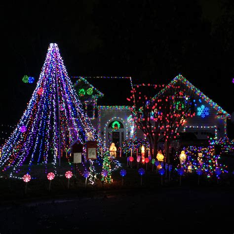 collection of special effects christmas lights christmas
