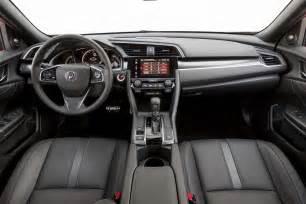 2017 honda civic hatchback gets 1 5 liter turbo for u s