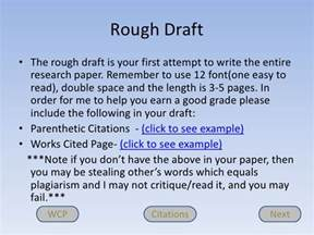 How To Make A Draft For An Essay by Draft