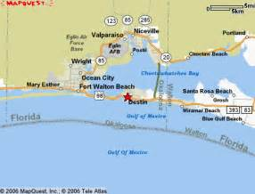 map to destin florida map of destin fl citylondonhotel