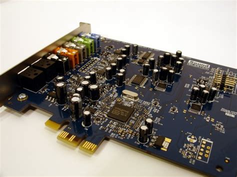 xtreme audio capacitor sound blaster x fi xtreme audio pcie page 3 features and more