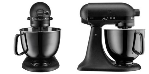 all black kitchen aid kitchenaid all black mixer now available all black