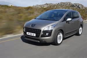 Peugeot 3008 Crossover Review New Peugeot 3008 Crossover Officially Revealed Details