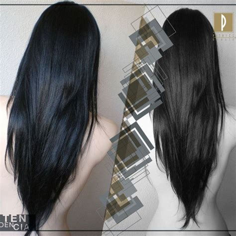 recorte mediano p m 225 s de 1000 ideas sobre cortes de pelo largo de la capa en