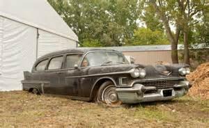 1958 Cadillac Ambulance 1958 Cadillac Eureka Hearse Estate Wagons