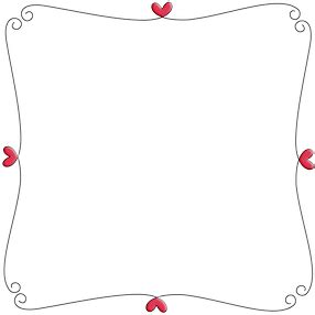 bloemen schrijven met 4 hartjes kader schrijven pinterest schrijven