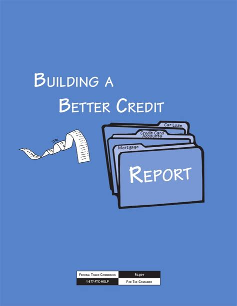 better credit the secret to building better credit to build a better future books building a better credit report
