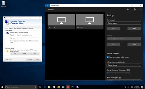 for windows remote desktop how to use the remote desktop app to connect to a pc on