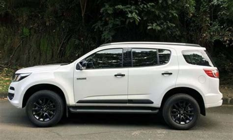 chevrolet trailblazer review specs price rumours