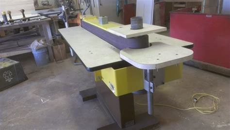 edge sanders woodworking renovated 2 edge sanders pics included by
