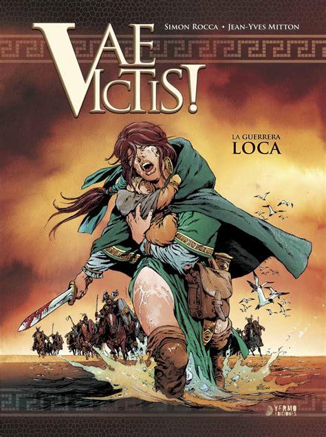 vae victis integral 04 comics revistas merchandising juegos sddistribuciones