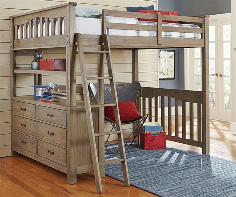 cool loft beds unique way to save space with cool loft beds