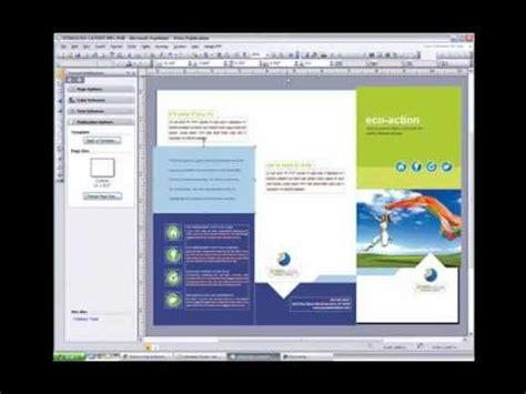 publisher design templates adding bleed to a graphic design template in microsoft