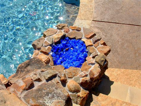 glass pit rocks pit design ideas