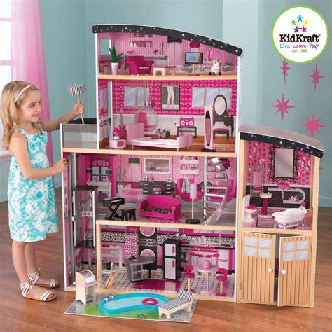 costco barbie doll house kidkraft casa delle bambole 65826