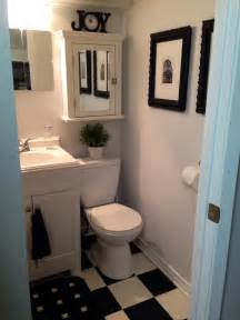 small restroom decoration ideas small bathroom decor ideas home pinterest