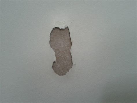 how to get a paint chip off the wall drywall paint got ripped off when trying to remove