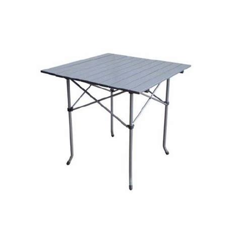 Backpacking Table by Sunnc Single Roll Slat Lightweight Cing Table