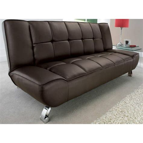brown futon sofa bed vogue sofa bed brown