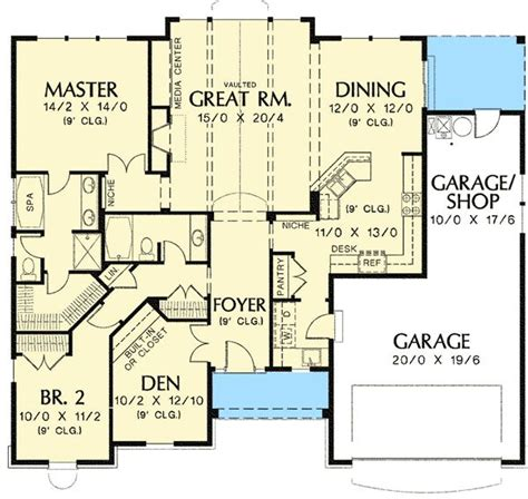 Empty Nester House Plans by 17 Best Ideas About Retirement House Plans On