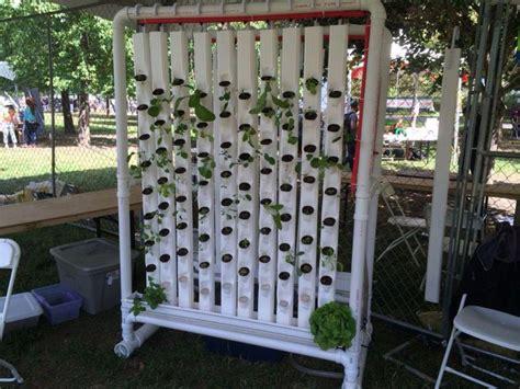 Vertical Planter Diy by Diy Vertical Pvc Planter Corner