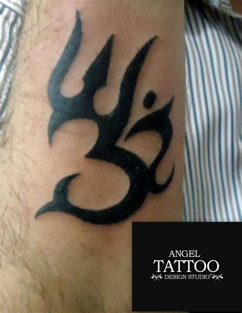 tattoo designs of trishul trishul design trishul with mahadev lord