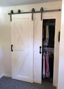 Single Barn Door Best 25 Bypass Barn Door Hardware Ideas On Closet Door Hardware Sliding Barn Door