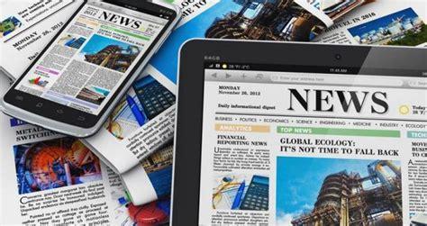 format berita media cetak romeltea media komunikasi media jurnalistik